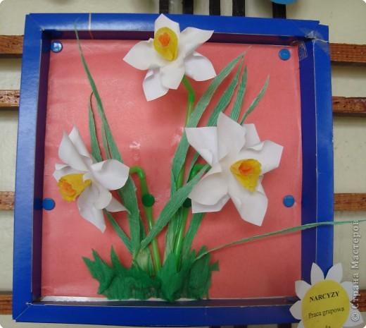 "Весенние цветы-7 "" Мастерклассы"
