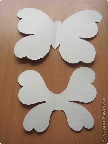 Делала образец бабочки и увлеклась.  фото 10