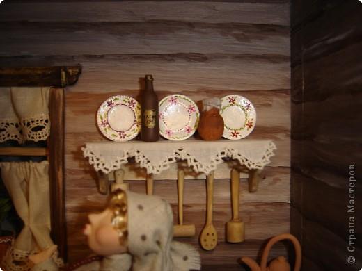 Куклы Лепка Чаепитие Глина фото 5
