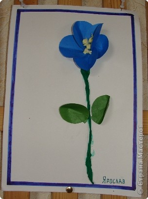 Вот такая выставка цветов встретила однажды мамочек. (в апреле :):):)) фото 4