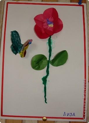 Вот такая выставка цветов встретила однажды мамочек. (в апреле :):):)) фото 9