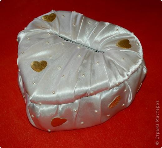 Шитьё: Свадебная коробочка для поздравлений фото 2