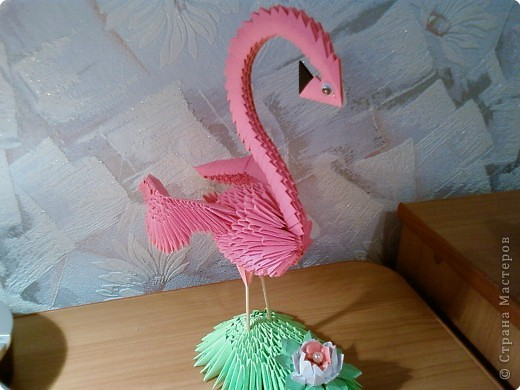 Мой Фламинго Бумага фото 2
