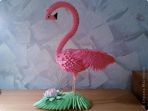 Мой Фламинго Бумага фото 1