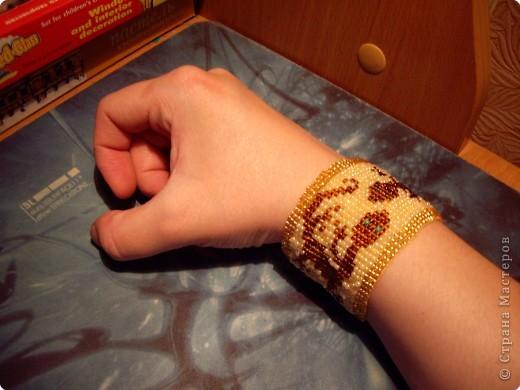 Вот такой браслет получился за вечер :) фото 1