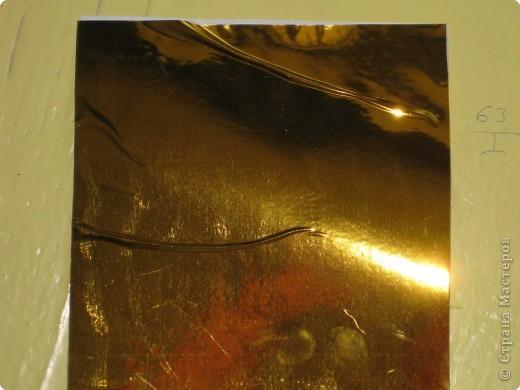 Сегодня я покажу вам как собрать золотого лебедя из самоклеющейся плёнки. Для сборки этого лебедя мне потребовалось 1,5 метра золотой самоклеющейся плёнки и 0,5 метра чёрной. Ширина каждого листа самоклейки 0,5 метра. Самоклейку можно найти в крупных строительных магазинах или на рынке в ларьке со строительными принадлежностями. фото 15
