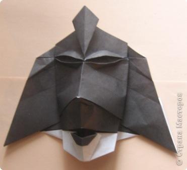 Маски Оригами Маски оригами