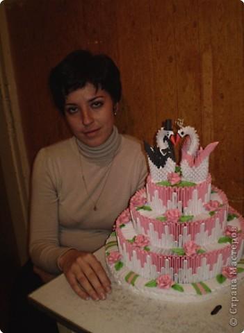 модульное Торт Свадебний +