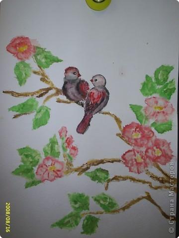 Живопись бумажная: Бумажная живопись