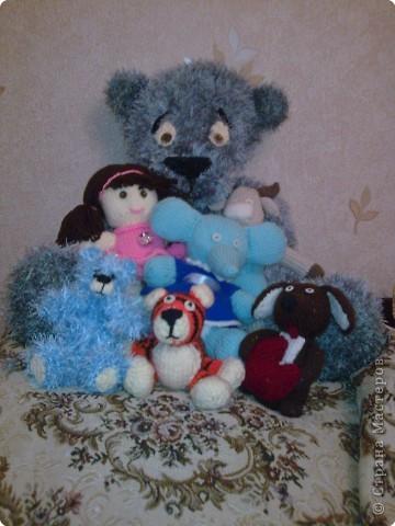 Вот такая семейка)))