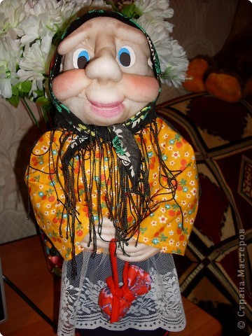 Шитьё: кукла ФРОСЯ