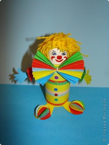 Поделка цирк для малышей 88
