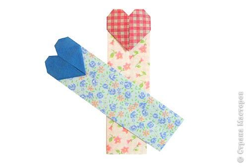 Вот такие красивенькие закладки у вас получатся=)