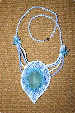 Вышивка: Вышивка бисером и камнем - лед