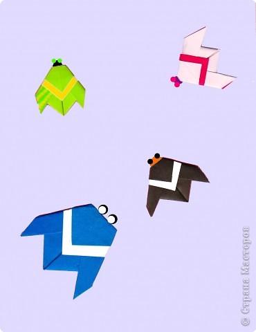 Оригами Оригами Насекомые