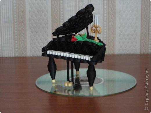 Поделка рояль своими руками 23