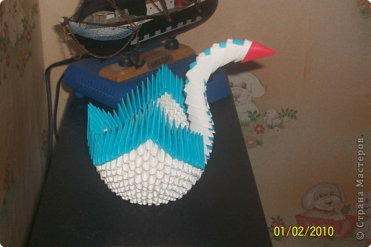 Оригами модульное: мои первые работы фото 2