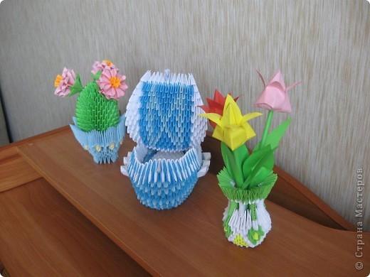 Оригами модульное Автор.  Источник.  Серге-Мила Если вам есть, что мне написать, пишите.