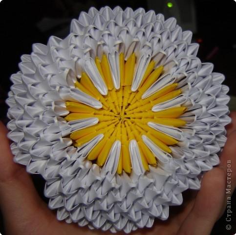Модульное оригами - Кувшинка-4.