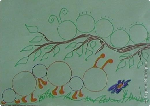 Что нарисовать фломастерами легкое