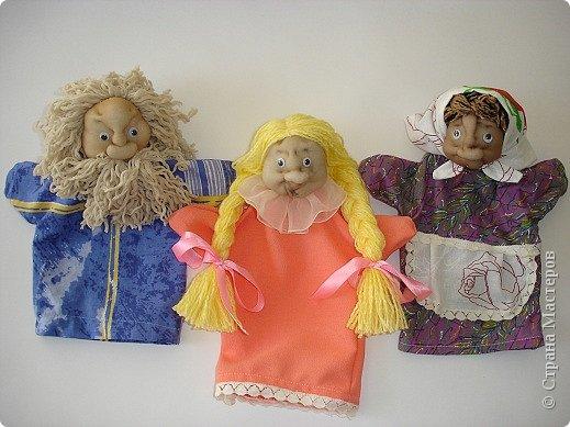 Насмотрелась на ваших кукол, дорогое мастерицы, и решила попробовать сделать что-то своё.