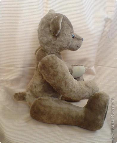 Вот такой мишка пошился на день рождения старшей дочери. Одежда и обувь здесь: https://stranamasterov.ru/node/81551 фото 6