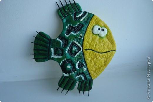 Рыбки мои это плагиат, но что поделаешь если у самой фантазии маловато, да и опыта надо с чего-то набираться. фото 4