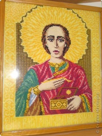 Оберег Вышивка крестом Икона