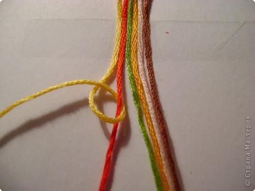 Фенечка- брастет дружбы, раньше использовался индейцами, затем- хиппи, а сейчас фенечки делают и носят все кому не лень )) фото 7