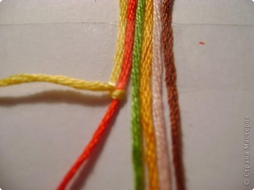 Фенечка- брастет дружбы, раньше использовался индейцами, затем- хиппи, а сейчас фенечки делают и носят все кому не лень )) фото 9