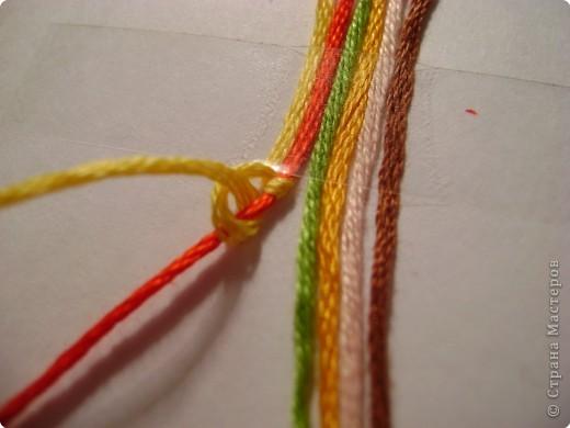 Фенечка- брастет дружбы, раньше использовался индейцами, затем- хиппи, а сейчас фенечки делают и носят все кому не лень )) фото 11
