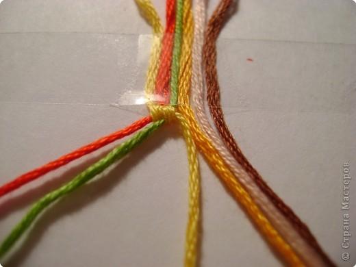Фенечка- брастет дружбы, раньше использовался индейцами, затем- хиппи, а сейчас фенечки делают и носят все кому не лень )) фото 16