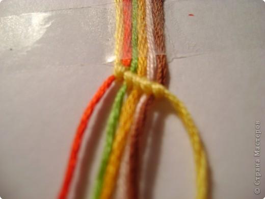 Фенечка- брастет дружбы, раньше использовался индейцами, затем- хиппи, а сейчас фенечки делают и носят все кому не лень )) фото 18
