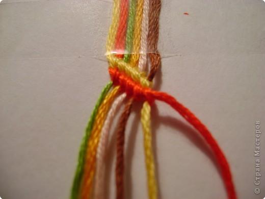 Фенечка- брастет дружбы, раньше использовался индейцами, затем- хиппи, а сейчас фенечки делают и носят все кому не лень )) фото 21