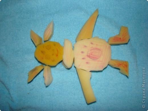 Игрушка мягкая: лунтик фото 2