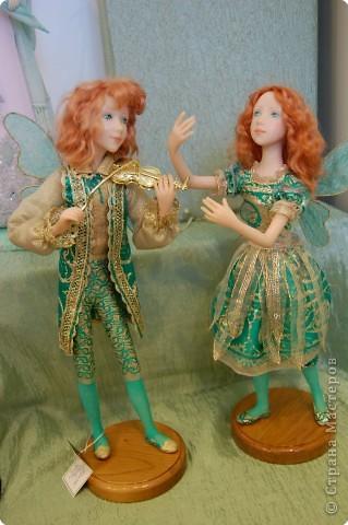 Куклы от американских авторов фото 9