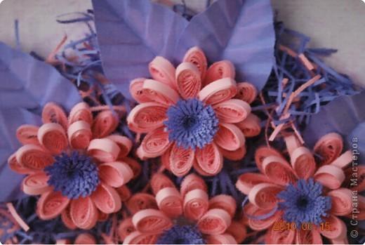 Вот такое трио цветочно-силиконовое сделала по просьбе сотрудницы. Вариант 1 фото 4