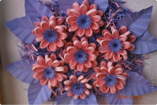Вот такое трио цветочно-силиконовое сделала по просьбе сотрудницы. Вариант 1 фото 3