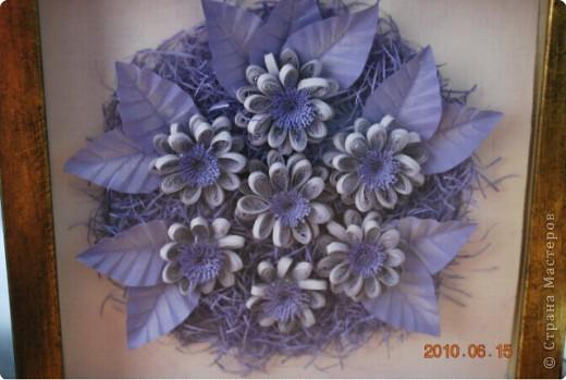 Вот такое трио цветочно-силиконовое сделала по просьбе сотрудницы. Вариант 1 фото 5