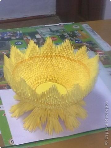 День учителя Оригами китайское