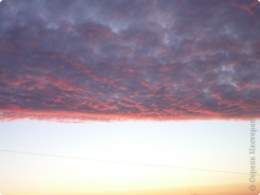 Такое необычное небо!! фото 2