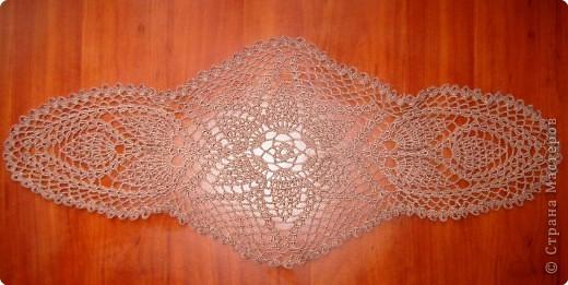 крючком Салфетки вязание