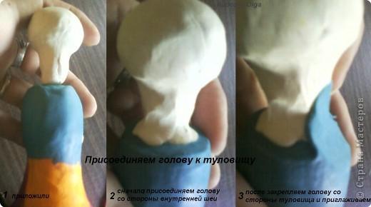 Дымковская кукла фото 8
