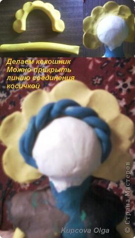 Дымковская кукла фото 11