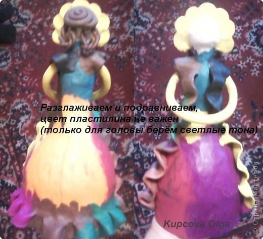 Дымковская кукла фото 18