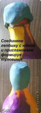 Дымковская кукла фото 6