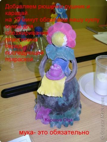 Дымковская кукла фото 19