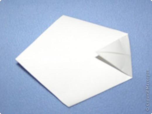 Вот такую открытку-конверт предлагаю вам сделать(купюра в комплект не входит).Понадобится лист цветной бумаги. фото 12