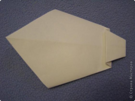 Вот такую открытку-конверт предлагаю вам сделать(купюра в комплект не входит).Понадобится лист цветной бумаги. фото 14