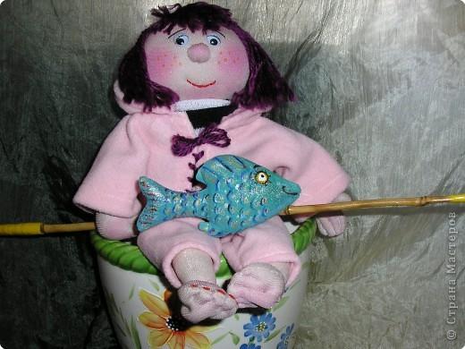 Кукла-грелка на самовар фото 35